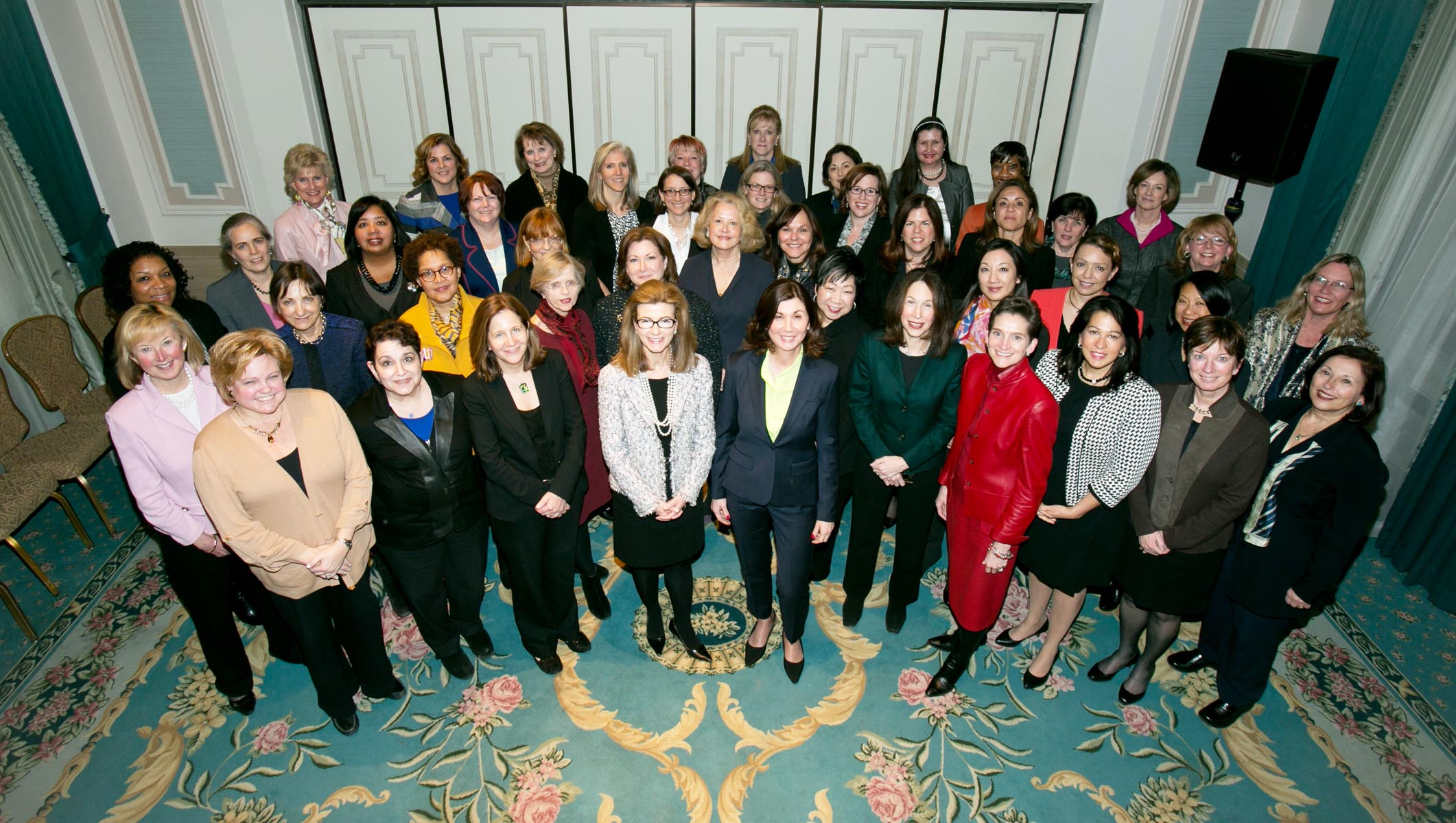 2014 DirectWomen Board Institute and Alumnae Conference. Photo: Jeffrey Holmes Photography