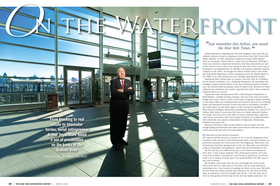 NYER-NY-Waterway-Arthur-Imperatore-Sr-Feature-Spread