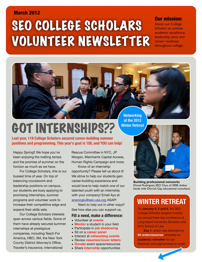 Volunteer Newsletter.Edition2